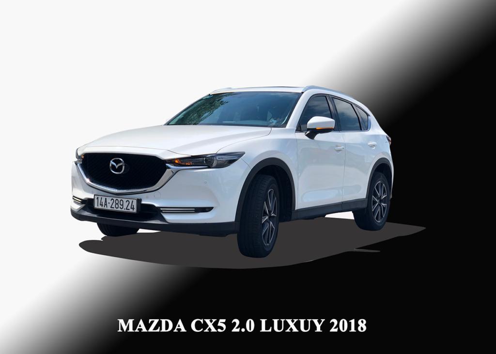 MAZDA CX5 2.0 LUXURY 2018