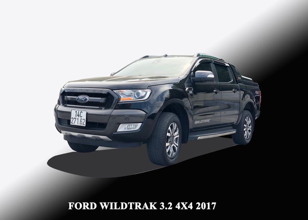 ford wildtrak 3.2 4x4 2017
