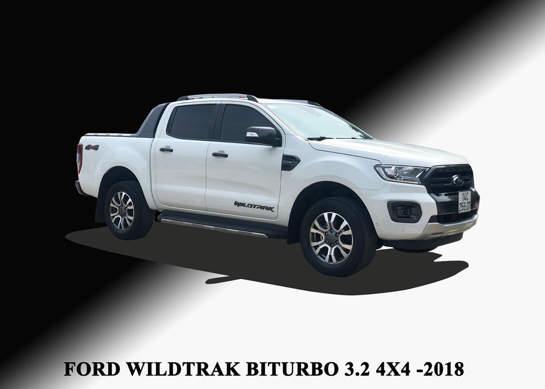 ford wildtrak bi turbo 2018